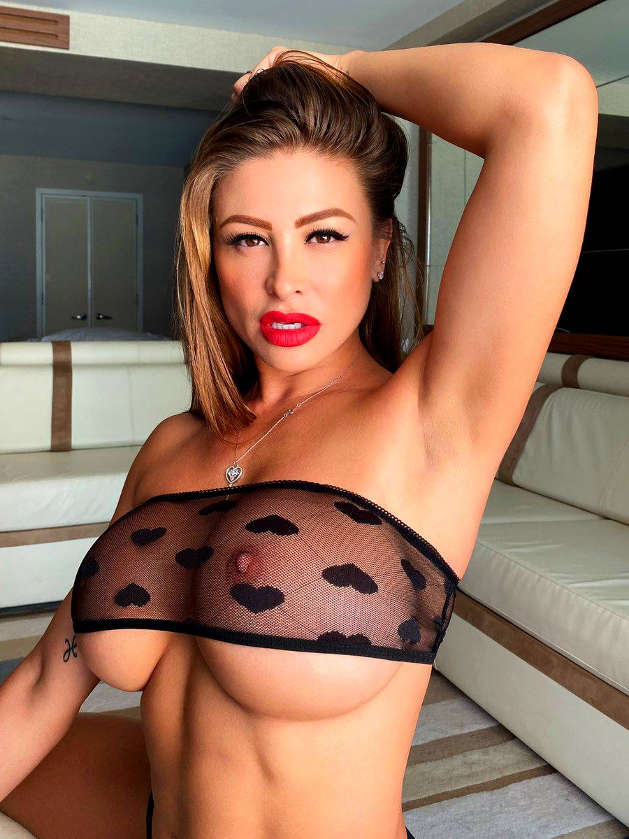 Francia James Onlyfans Nude Gallery Leaked New